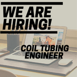 COIL TUBING ENGINEER IMAGE