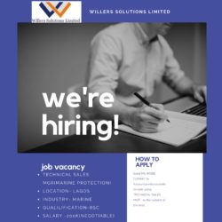 MARINE COATING TECHNICAL SALES